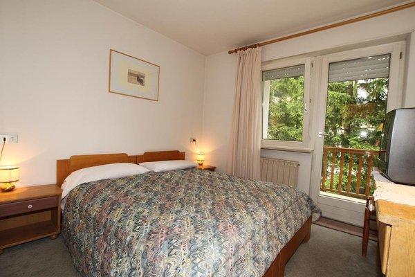 Hotel Villa Rosa - фото 11
