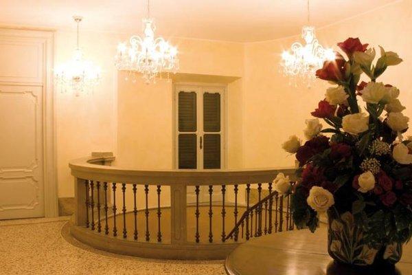 Hotel Villa Borghi - фото 13