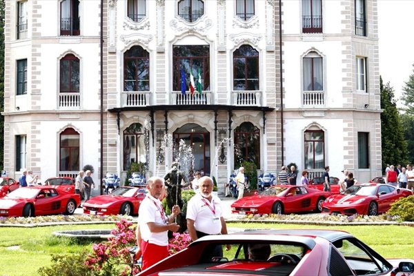 Hotel Villa Borghi - фото 22