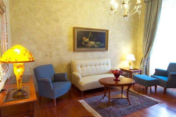 Hotel Villa Borghi - фото 3