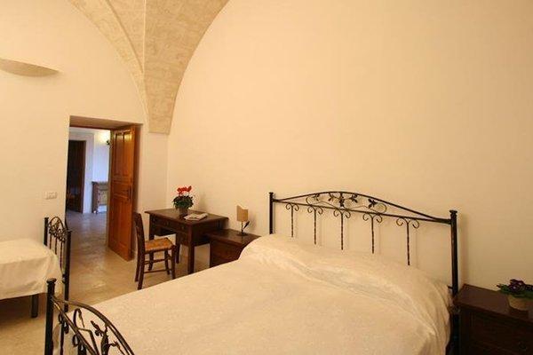 Гостиница «Masseria Oasi San Giovanni Battista», Фазано