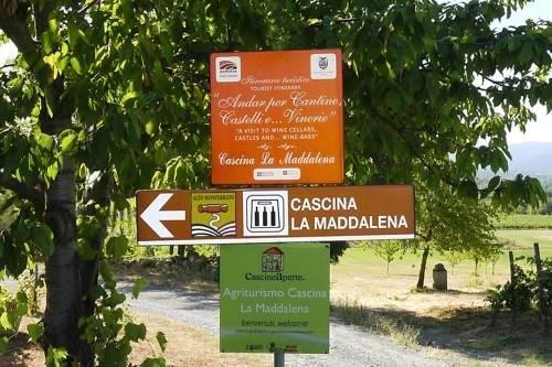 Cascina La Maddalena Bed & Wine - фото 22