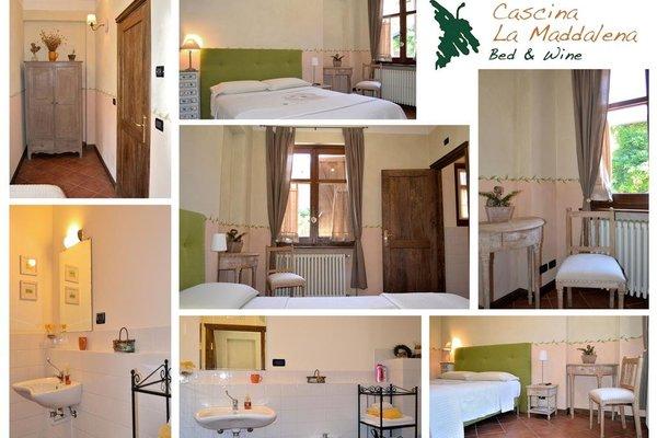Cascina La Maddalena Bed & Wine - фото 3