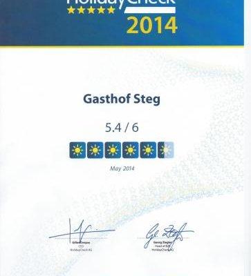 Gasthof Steg - фото 19