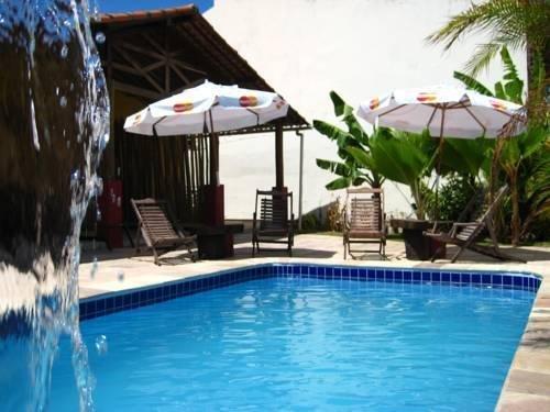 Hotel Aconchego Porto de Galinhas - фото 21