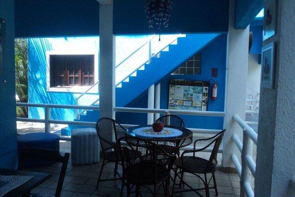 Pousada Morada Azul - фото 11