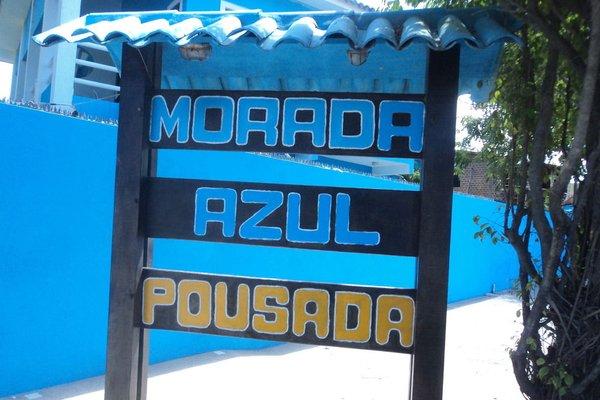 Pousada Morada Azul - фото 17