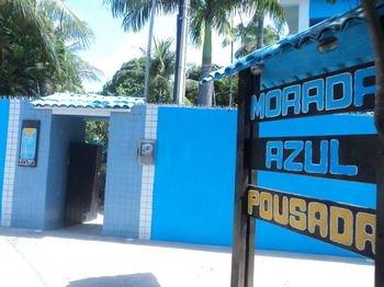 Pousada Morada Azul - фото 18