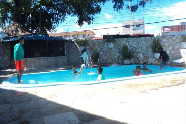 Pousada Morada Azul - фото 20