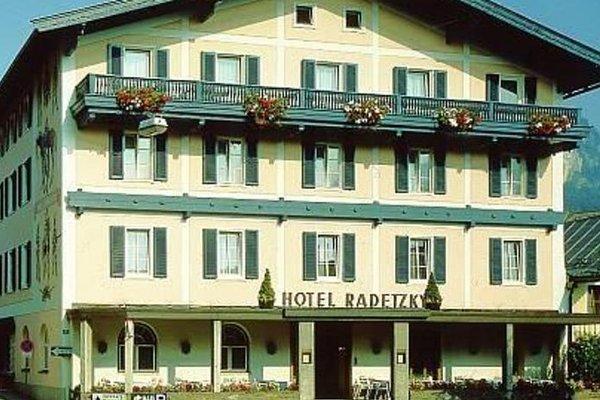 Hotel Radetzky - фото 21