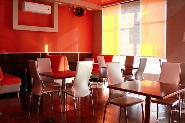 Отель Авангард - фото 18