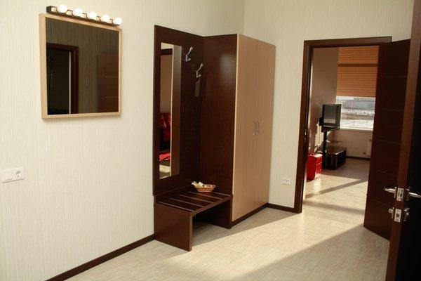 Отель Авангард - фото 19