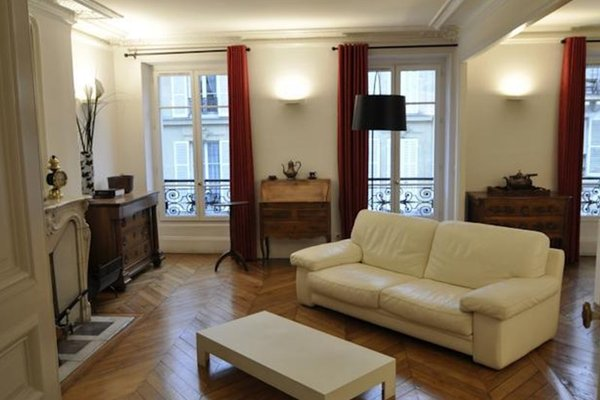 Appartement Moulin Rouge - фото 20