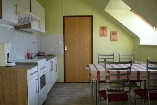 Ferienwohnung Kretschmer - фото 11
