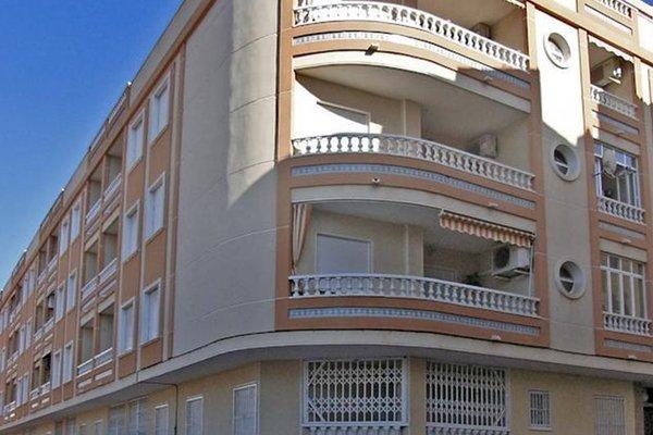 Edificio Nabila Playa II - фото 11