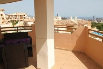 Apartment Los Cerezos Benidorm - фото 8