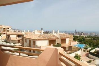 Apartment Los Cerezos Benidorm - фото 9