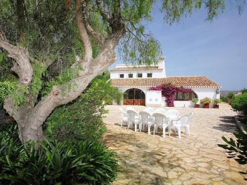 Holiday home El Baile Del Sol Benissa - фото 6