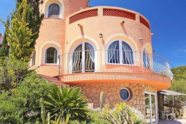 Holiday home Castillo Magarita Benissa - фото 27