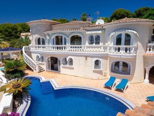 Holiday home Casa Luxemburg Benissa - фото 30