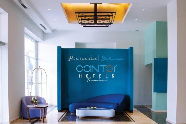 Cantor Hotel Rabat Terminus - фото 7