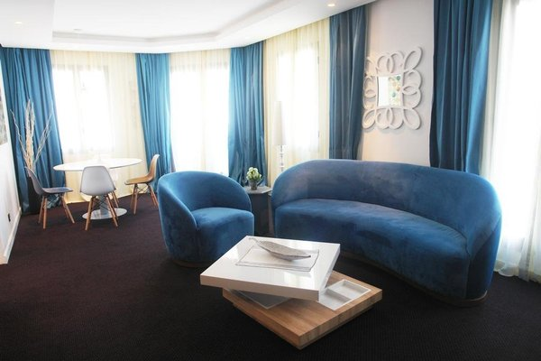 Cantor Hotel Rabat Terminus - фото 8