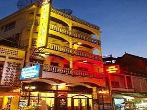 New Lao Paris Hotel - фото 23