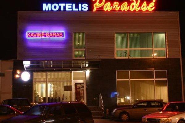 Motel Paradise - фото 20