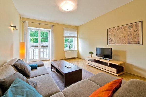 Barbacan Apartments - фото 5