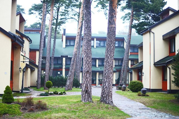 Palanga Park Hotel - фото 21