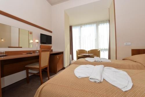 Отель Palangos Zuvedra - фото 1