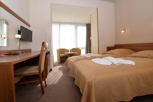 Отель Palangos Zuvedra - фото 2