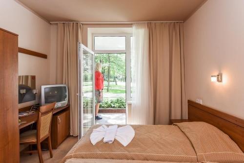 Отель Palangos Zuvedra - фото 5