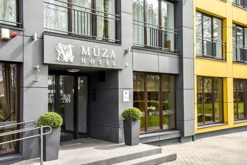 Muza Hotel - фото 20