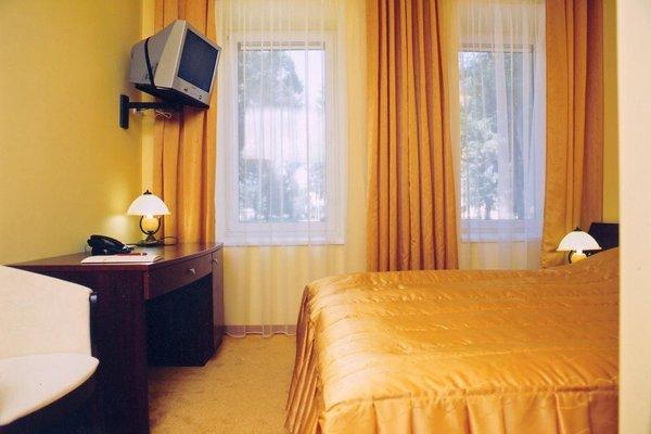 Гостиница «Meduna», Друскининкай