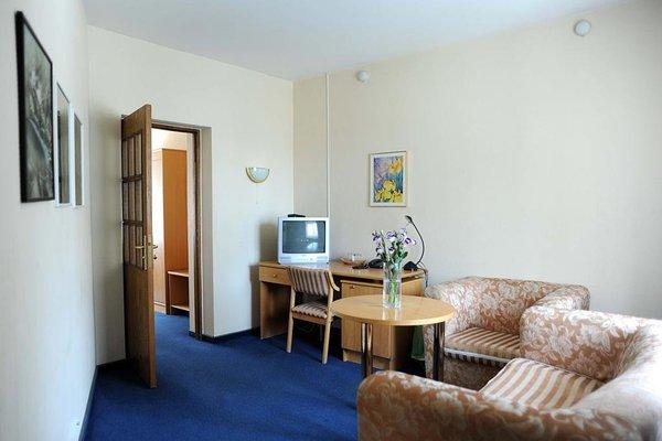 Hotel Senas Namas - фото 8