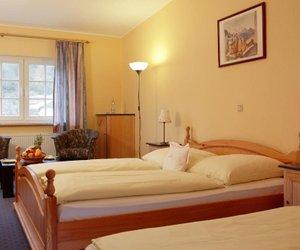 """Hôtel - Restaurant """" Victor Hugo"""" Vianden Luxembourg"""
