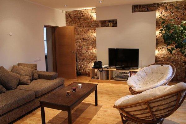 Quiet Center Apartment - фото 8