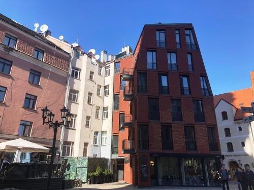 Comfy Riga - Apartment St. Peter's Church - фото 21