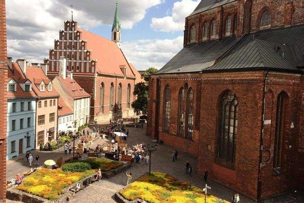 Comfy Riga - Apartment St. Peter's Church - фото 22