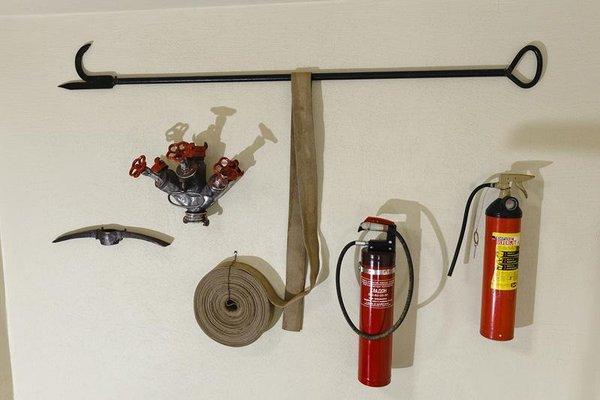FireFighter Hostel - фото 18