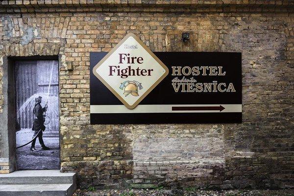 FireFighter Hostel - фото 23