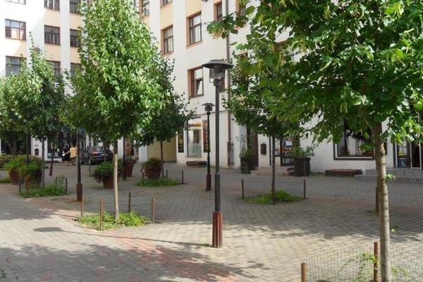 Гостиница «Marijas Varti», Рига