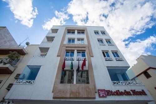 Hotel Etoile Du Nord - фото 0