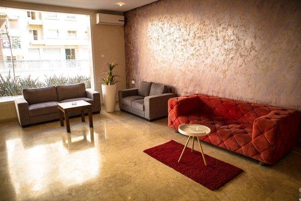 Hotel Etoile Du Nord - фото 10
