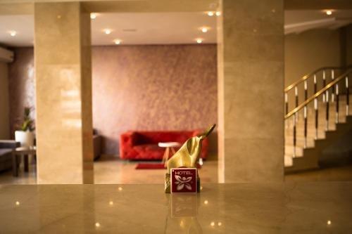 Hotel Etoile Du Nord - фото 11