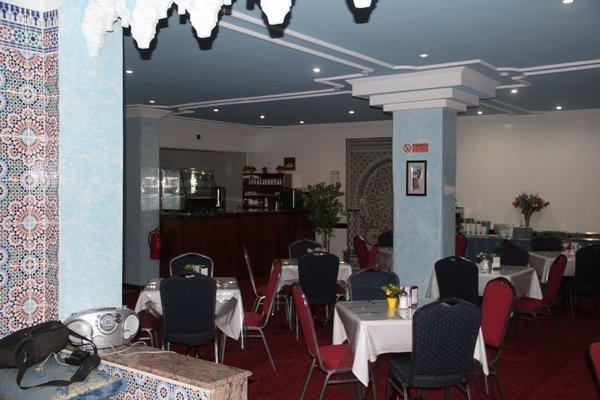 Hotel Tarek - фото 11