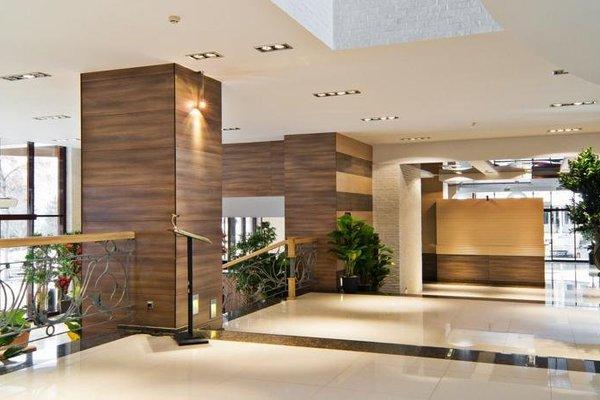 Отель Россия - фото 11