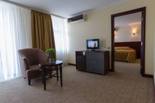 Отель Россия - фото 2