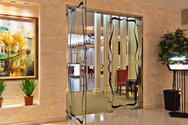 Отель Россия - фото 9
